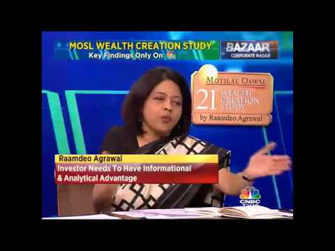 Allocation Is The Heart Of Wealth Creation Study: Raamdeo Agarwal