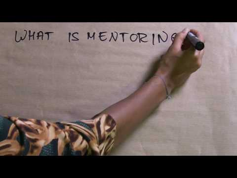 What is mentoring
