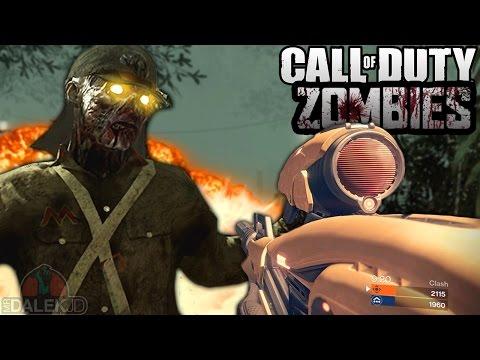 """DESTINY GUN IN ZOMBIES!"" - Call of Duty Zombies MOD! Exotic Weapon in SHI NO NUMA!"