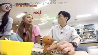[ENG] Jessi and Jaeseok love to argue | Sixth Sense (식스센스)