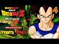 Dragon Ball Z Budokai 3 HD Vegeta Story P4