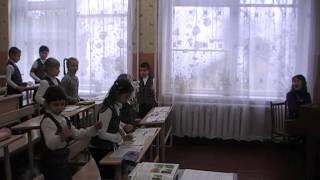 Щербина Светлана урок музыки в 1 классе