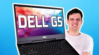 DELL G5 5590 GAMER com i7 9750H RTX 2060 [Análise / Review]