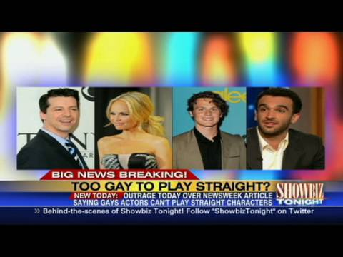 HLN:  Too Gay To Play Straight?
