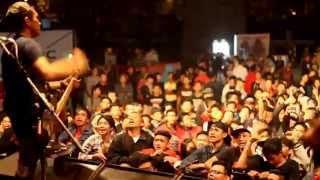 Rocket Rockers - Mimpi Menjadi Sarjana (Footage at Soundstation Soreang Kab Bandung)
