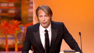 Mads Mikkelsen Wins Best Male Actor at Cannes