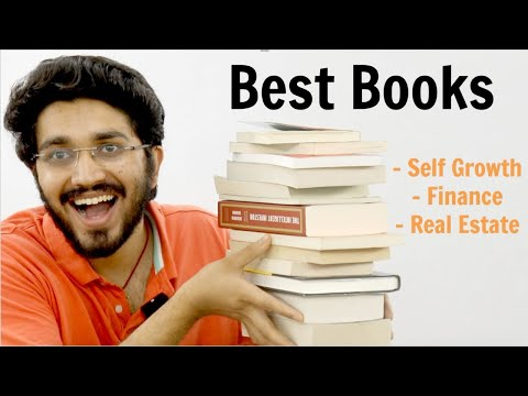 Best books for Self Growth | Finance | Real Estate | Must for all students