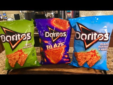Dorritos Battle! - Who do you think will win?
