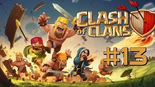 Clash of Clans [HD] #13 - XXL Folge mit Besuchen / Let's Play Clash of Clans / Android_iOS