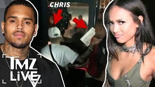 Chris Brown: Served By Karrueche | TMZ Live