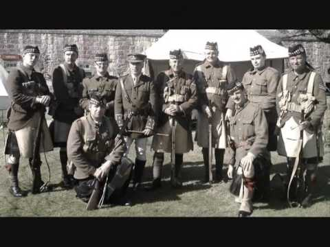 Gordon Highlanders will Never Forget