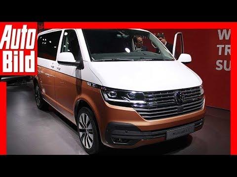 VW T6.1 (Genf 2019) - die Zukunft des Bulli - Details / Review / Erklärung