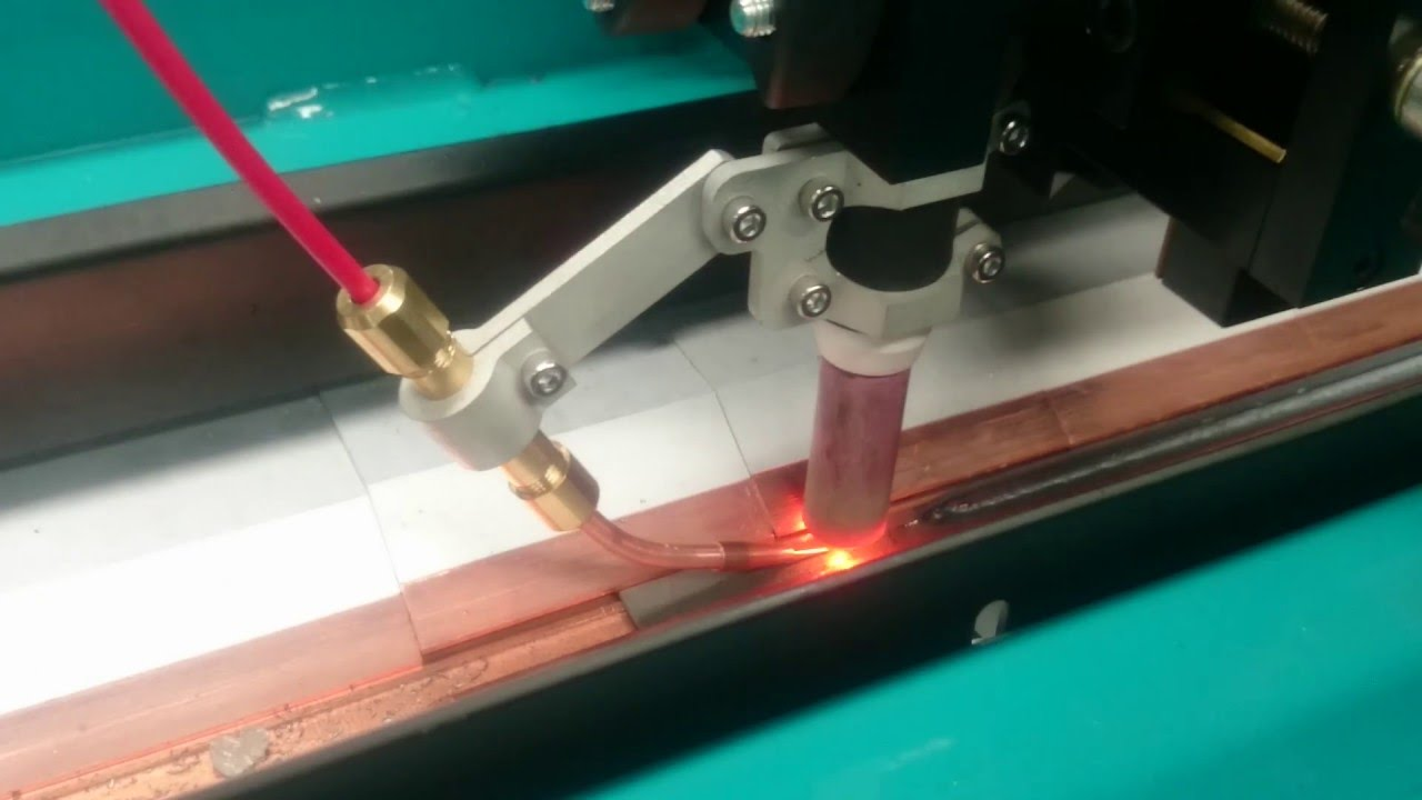 how to use a tig welder video
