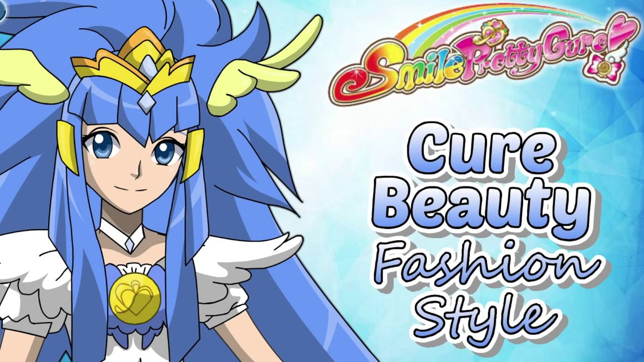 Cure Beauty Fashion Style Game
