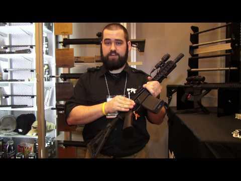Shot Show 2014: CMMG - Mk4 RCE & PDW