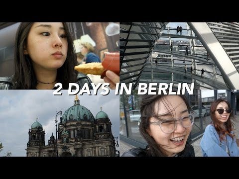 Museums, Reichstag Dome, And German McDonald's | Berlin Vlog