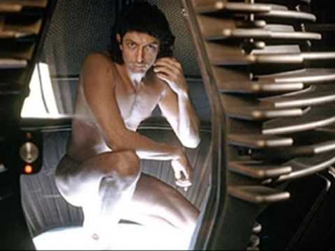 Jeff goldblum naked