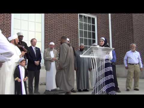 08/25/14: Muslim Leaders & Community Members Speak Out Against ISIS- Dearborn, Michigan