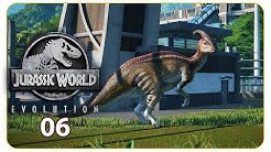 Die Besucher Zombies #06 Jurassic World Evolution [Facecam/Stream] - Let's Play