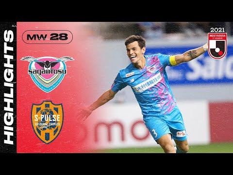 Sagan Tosu Shimizu Goals And Highlights