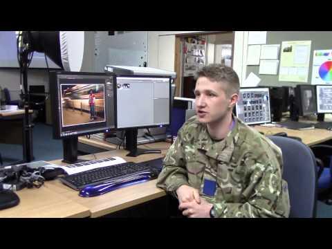 Apprentices at RAF Cosford