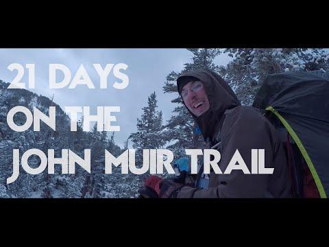 21 Days on the John Muir Trail (Sep/Oct 2017)