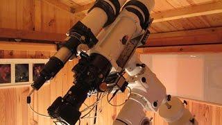 """Observatoire à toit roulant """"Le Petit Borobia"""""""