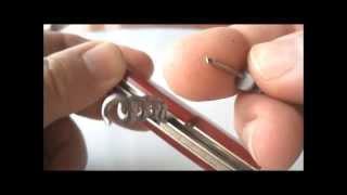 victorinox trucos tricks 1 - trucos con las navajas victorinox