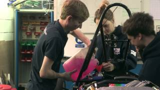 MSc Racing Engine Design at Oxford Brookes University