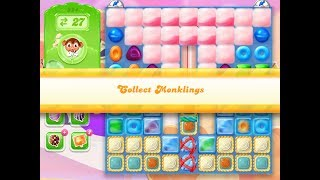 Candy Crush Jelly Saga Level 924 (No boosters)