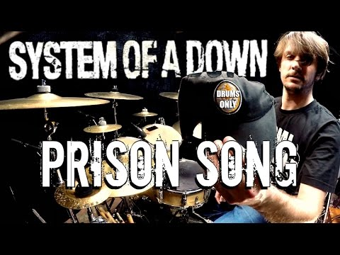 SOAD - Prison Song - Drums Only