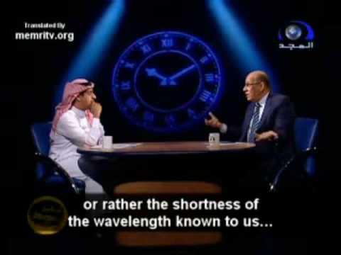 Arab TV (Saudi) flooded with Masonic symbols (see mass programing in action)