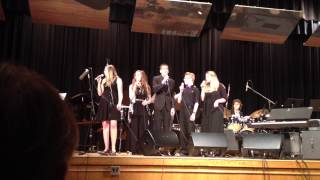 Baroque Samba by Liverpool High School Vocal Jazz Quintet