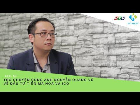 [CĐKD] Số 63 - Đầu tư tiền mã hóa và ICO
