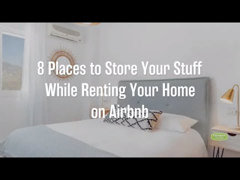 8 Storage Hacks For Airbnb Hosts Youtube