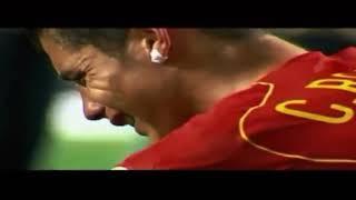 babasının öldüğünü Maçda Öğrenen Futbolcular Ronaldo Umut bulut