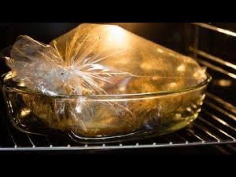 اعشقي-الدجاج-المحمرفي-اكياس-الفرن-بتتبيلة-رهيبة/poulet-aux-épices-cuit-au-four-en-sachet-cuisson