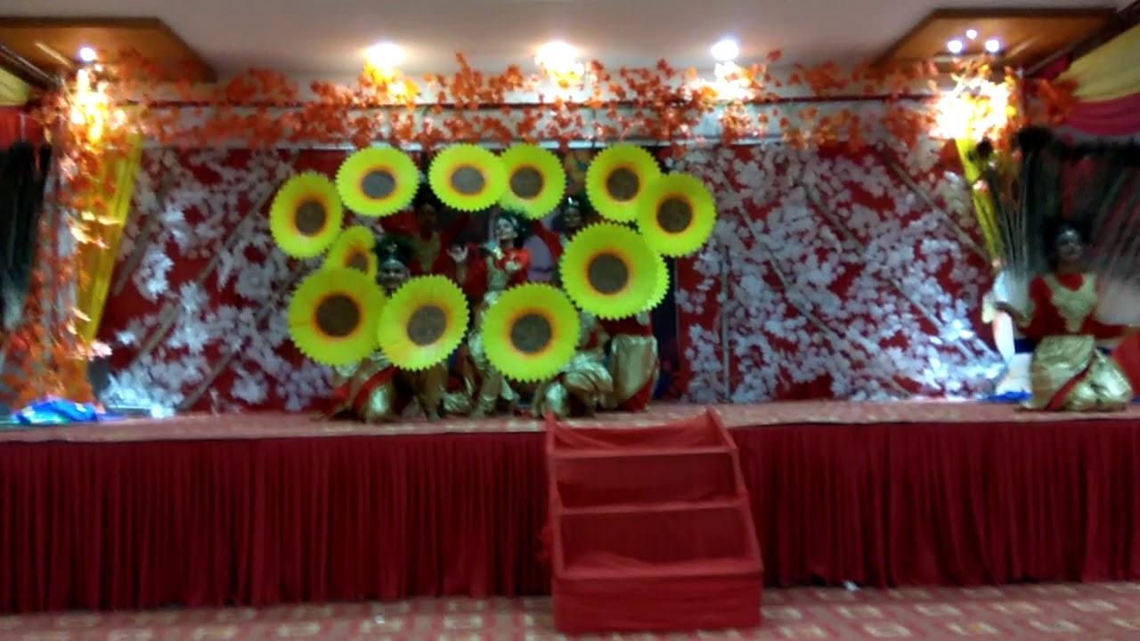 Janmashtami Event Prize Winning Team Zee Litera Valley School