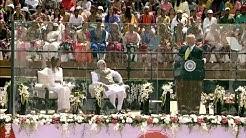 "Donald Trump in India: ""America loves India, America respects India"""