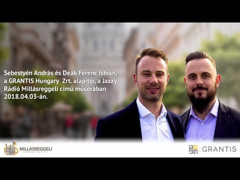Sebestyén András és Deák Ferenc István a Millásreggeli adásában