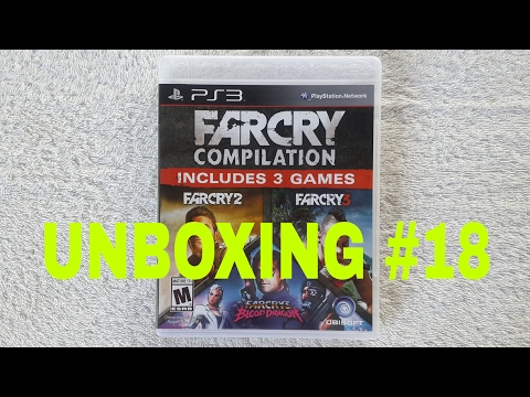 Far Cry Compilation Ps3 Unboxing 18 En Espanol Youtube
