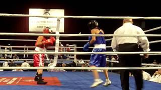 2011 National Junior Olymics Finals Pablo Ramirez vs. Isaias Perez