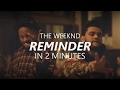 How To Make | The Weeknd - Reminder [IN 2 MINUTES] + FREE FLP video & mp3