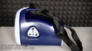 BEHRINGER EPA40 EUROPORT(BEHRINGER EPA40 EUROPORT http://goo.gl/A3gCzc – это портативная система звукоусиления мощностью 40 Вт. Представляет собой актив..., 2014-05-25T03:50:41.000Z)