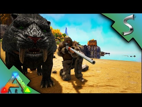LONGNECK RIFLE & THE DOCK! | Ark: Survival Evolved [S3E6]