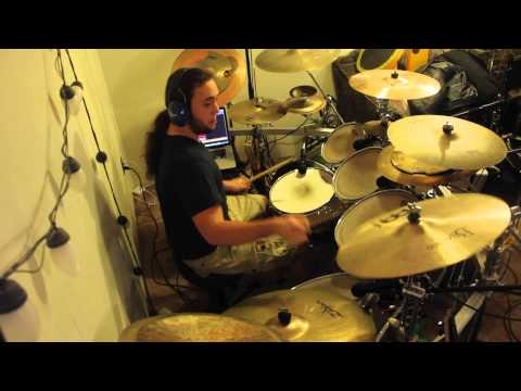 Rotting Phallus- Phallus In Wonderland drum playthrough