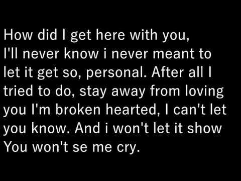 Cry - Rihanna | Lyrics