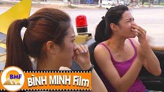 Quang Tèo Gây Sốt Với Clip Tắm Chuồng Trên Xe Trích Phim Hài 2016