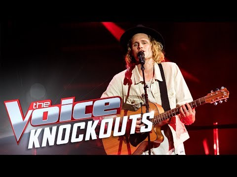 Tommy Harris performs Drunk In Love | The Voice Australia 2017