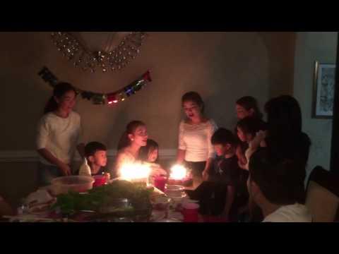 C Tien's Birthday